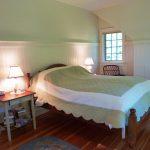 Photo: Bedroom 1 upstairs at Bracken Cottage