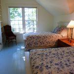 Photo: Bedroom 2 upstairs at Bracken Cottage