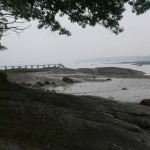 Photo: View from the rocks at Gruesome Gables