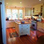 Photo: View of the kitchen at Bracken Cottage