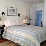 Photo: View of bedroom 1 at Jonathan Lowder House