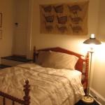 Photo: View of bedroom 3 at Johnathan Lowder House