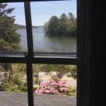 Photo: View from the master bedroom at Peters Cove