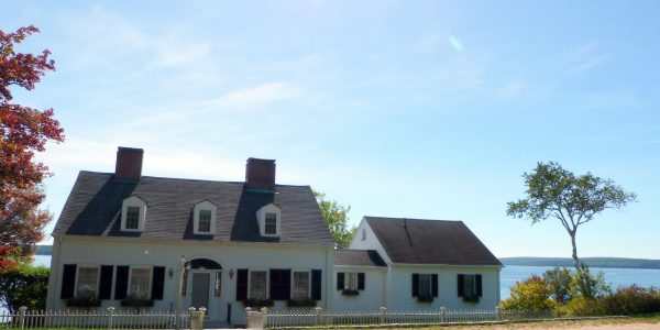 Photo: Exterior of 1798