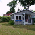 Photo: Exterior of Castine Cottage