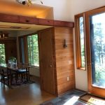 Photo: Lots of light and windows at Eagle's Nest