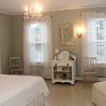 Photo: Master bedroom at Greene's Corners