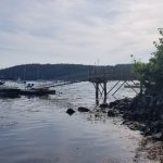 Photo: View of the dock at The Barnacle