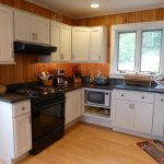 Photo: View of the kitchen at Mini Quiche