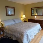 Photo: View of the master bedroom at Mini Quiche