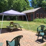 Photo: View of the picnic area at Nan's Caper