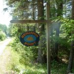 Photo: Welcome to Benjamin Point