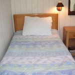 Photo: View of upstais guest bedroom at Forest Farm