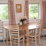 Photo: View of the dinette at Haven House