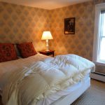 Photo: Bedroom 5 second floor queen at Quiet Harbor