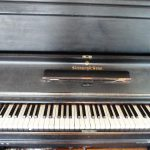 Photo: Piano at Quiet Harbor