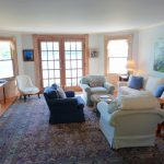 Photo: View of the living room at Quiet Harbor