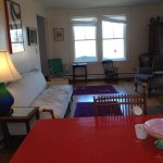 Photo: View 3 of the living room at Perkins Cottage