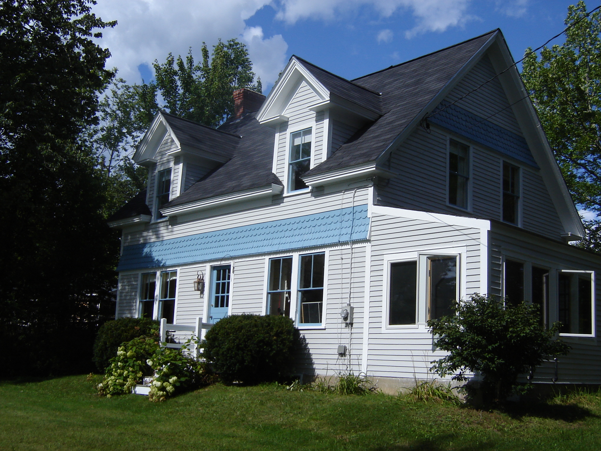 Photo: View of the exterior at Perkins Cottage