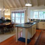 Photo: View 2 of kitchen and dining area at Seaglass Cottage