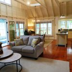 Photo: View 2 of the living space at Seaglass Cottage