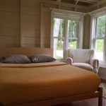 Photo: View of bedroom 1 at Seaglass Cottage