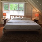 Photo: View of bedroom 3 at Seaglass Cottage