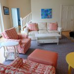 Photo: View of the living area at West Winds