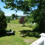 Photo: Lovely lawn view at Cottage by the Sea