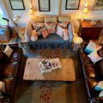 Photo: Looking into living room at Mandalay