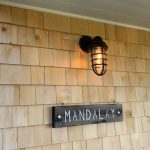 Photo: View of the Mandalay sign