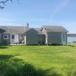 Photo: Back view of Sunrise Cottage