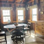 Photo: View of the dining area at Sunrise Cottage