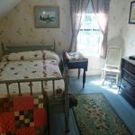 Photo: Bedroom 4 at Parker Point Cottage