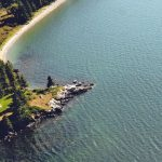 Photo: Parker Point aerial view