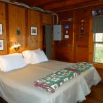 Photo: View of bedroom 2 at Lone Gull