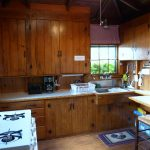 Photo: View of the kitchen at Lone Gull